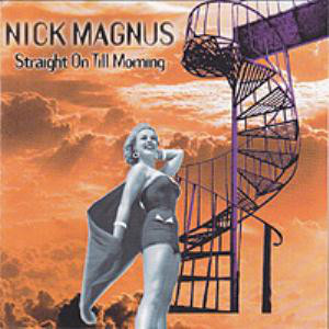 Cover of Nick Magnus - Straight On Till Morning (1993)