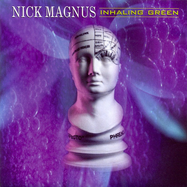 cover of Nick Magnus - Inhaling Green (1999)