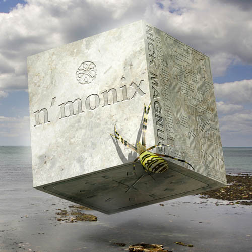 Cover of Nick Magnus - N'Monix (2014)